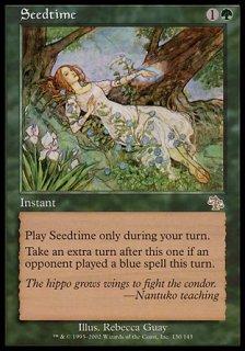 種蒔き時/Seedtime