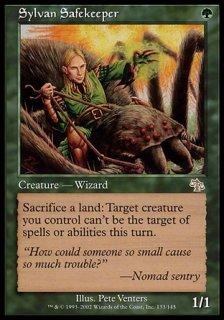 森を護る者/Sylvan Safekeeper