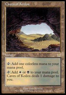 コイロスの洞窟/Caves of Koilos