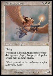 まばゆい天使/Blinding Angel