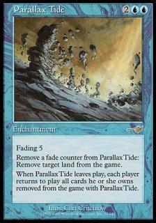パララクスの潮流/Parallax Tide