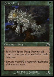 胞子カエル/Spore Frog