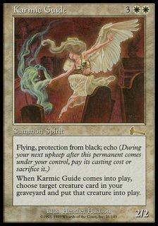 霊体の先達/Karmic Guide