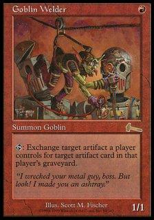 ゴブリンの溶接工/Goblin Welder