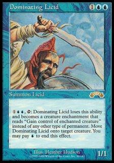 威圧するリシド/Dominating Licid