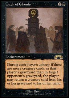 グールの誓い/Oath of Ghouls