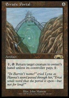 移ろいの門/Erratic Portal