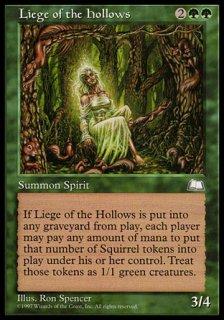 うろの下僕/Liege of the Hollows