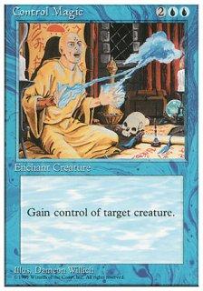 支配魔法/Control Magic