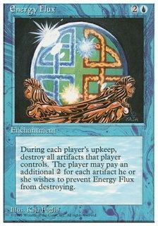 魔力流出/Energy Flux