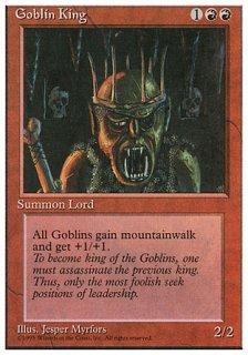 ゴブリンの王/Goblin King