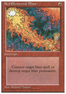 赤霊破/Red Elemental Blast