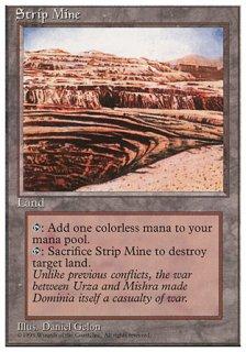 露天鉱床/Strip Mine
