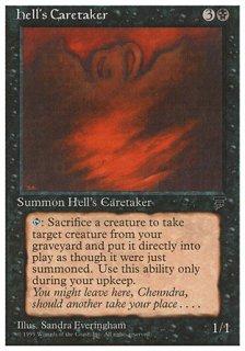 地獄の番人/Hell's Caretaker