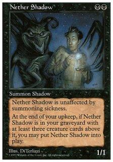 冥界の影/Nether Shadow