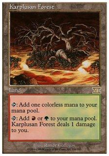 カープルーザンの森/Karplusan Forest