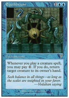 釣り合い/Equilibrium