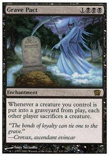 墓穴までの契約/Grave Pact