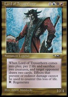 Lord of Tresserhorn