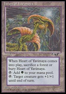 Heart of Yavimaya
