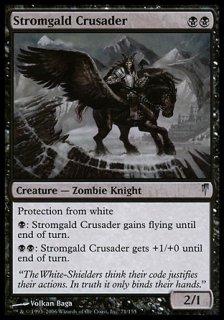 ストロームガルドの十字軍/Stromgald Crusader