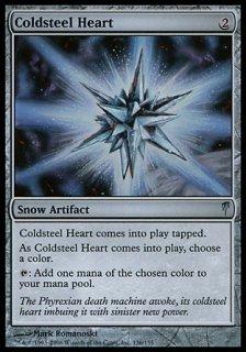 冷鉄の心臓/Coldsteel Heart