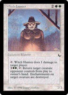 魔女狩り師/Witch Hunter