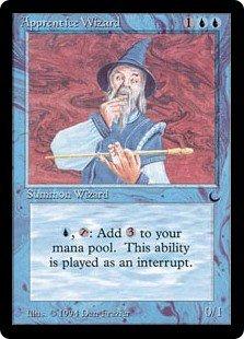 魔法使いの弟子/Apprentice Wizard