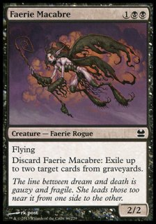 フェアリーの忌み者/Faerie Macabre