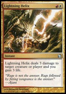稲妻のらせん/Lightning Helix