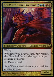 火想者ニヴ=ミゼット/Niv-Mizzet, the Firemind