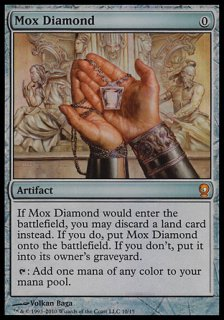 モックス・ダイアモンド/Mox Diamond