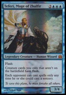 ザルファーの魔道士、テフェリー/Teferi, Mage of Zhalfir