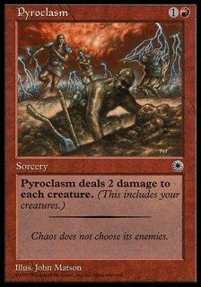 紅蓮地獄/Pyroclasm