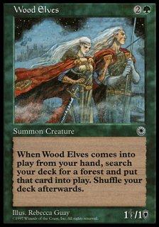 ウッド・エルフ/Wood Elves