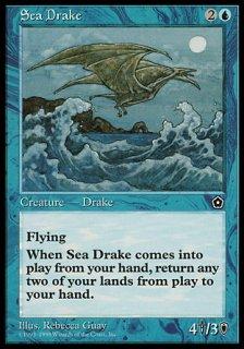 海のドレイク/Sea Drake