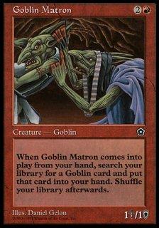 ゴブリンの女看守/Goblin Matron