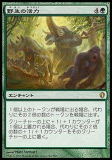 野生の活力/Primal Vigor