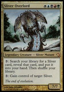 スリヴァーの首領/Sliver Overlord