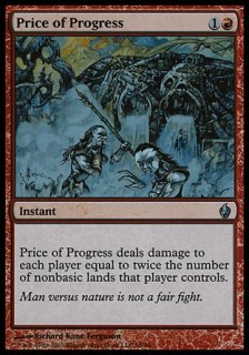 発展の代価/Price of Progress