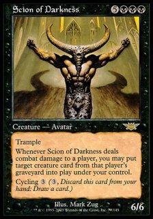 闇の末裔/Scion of Darkness