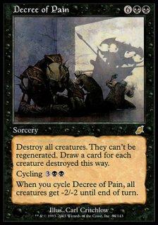 苦痛の命令/Decree of Pain