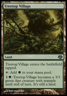 樹上の村/Treetop Village