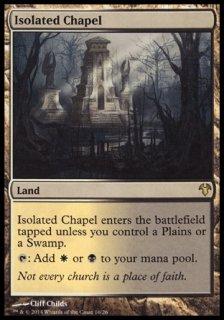 孤立した礼拝堂/Isolated Chapel