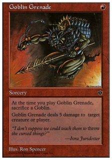 ゴブリンの手投げ弾/Goblin Grenade