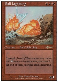 ボール・ライトニング/Ball Lightning