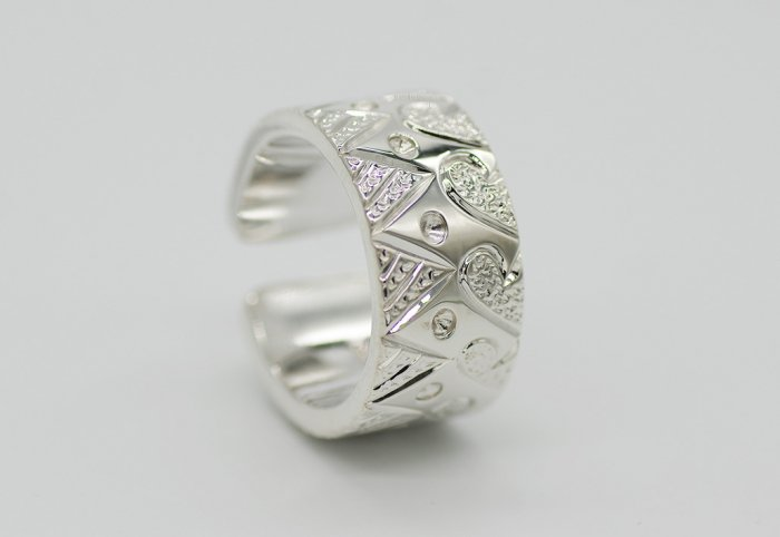 HANAUMA Te ora Ring 12mm