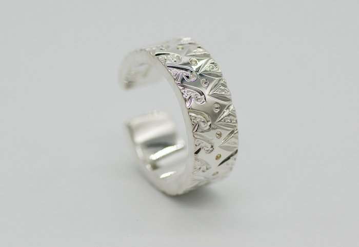 HANAUMA Te ora Ring 8mm