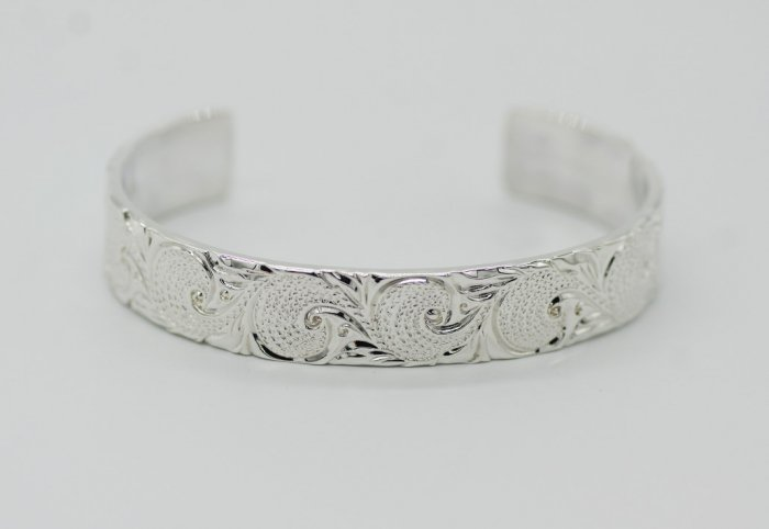 Scroll Bangle 13mm