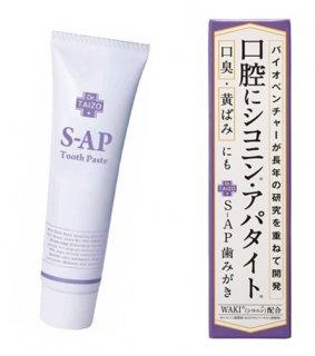 ★新販売★Dr.TAIZO S-AP トゥースペースト